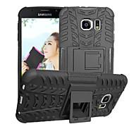 Teléfono Móvil Samsung - Carcasas de Cuerpo Completo/Fundas con Soporte - Diseño Especial - para Samsung Samsung Galaxy S6 (
