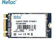 Netac® N5N 120GB M.2 NGFF 6Gb/s MLC Solid State Drive SSD Up to 544MB/s Read; 443MB/s Write (ATTO)
