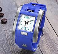 Relógio Esportivo (LED/Resistente à Água) - Analógico - Quartz