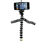 Octopus Style Portable and Adjustable Tripod Stand Holder for IPhone, Cellphone ,Camera and Case Star Cellphone