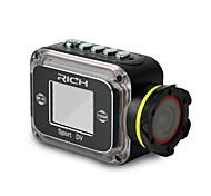 Videocámara - Pantalla - 5.0 MP CMOS - 1.5 pulgadas Salida de vídeo/Gran Angular/1080P/HD/Anti golpe/Foto fija Captura