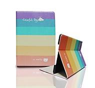 360⁰ Casos ( Cuero PU Gráfico para Manzana iPad mini/Mini iPad 2/Mini iPad 3