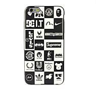 iPhone 6 Plus - Cover-Rückseite - Neuartig TPU )