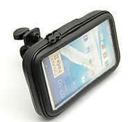 Qianjiatian®Bike Phone Support Motorcycle Apple 6 5 s Samsung Note4 n7100 Mobile Phone Waterproof Bag Stand