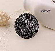 eruner® горячий продавать персонализировать популярны качество брошь Песнь Льда и Огня игр Targaryen Langtou брошь значка