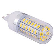 1 pcs G9 15 W 60 X SMD 5730 1500 LM 2800-3200/6000-6500 K Warm White/Cool White Corn Bulbs AC 85-265 V