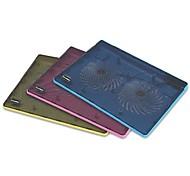 "Kunodi  15.4 ""2 super mute notebook radiator fan"