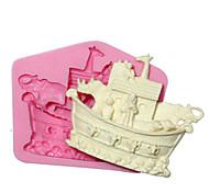 corsair animale stampo in silicone stampo in silicone decorazione di una torta per i mestieri fondente del cioccolato di monili in resina
