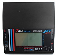 LXM-04  T610DC/AC 120W/90W DC 11-18V/AC 100-240V With LCD Touch Screen Universal Lipo Battery Balance Charger