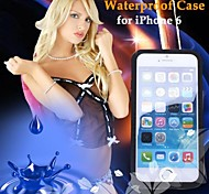 Highly waterproof phone case for iphone 6(Assorted Colors)