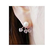 Tina -- Korean New Alloy Stud Earring in Party