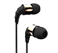 высококачественное оригинальное dostyle hs305 стерео-вкладыши Наушники с микрофоном для iPhone 6 / 7plus