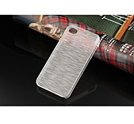 iPhone 4/4S - Rückseiten Cover - Transparent Polycarbonat )