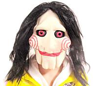 резня бензопилой латекс маска для Хэллоуина костюм участника (1 шт)