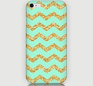 Folding Line Pattern Back Case for iPhone 6