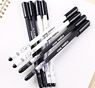 Totoro Black Ink Gel Pen(1 PCS Random Color)