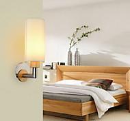 Wall Sconces , Modern/Contemporary E26/E27 Wood/Bamboo