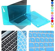 "ENKAY Protective Keyboard Film and Case for 15.4"" MacBook Pro with Retina Display"