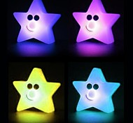 Five-pointed Star Color-changing Night Lights(Random Color)