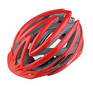 Casco ( Rojo/Negro/Azul , PC/EPS ) - Montaña/Carretera - de Ciclismo/Ciclismo de Montaña/Ciclismo de Pista/Ciclismo Recreacional Unisex 22 Ventoleras