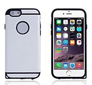 Côr Sólida/Novidade - iPhone 6 - Cobertura de Trás ( Cores Sortidas , TPU )