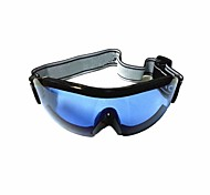 Outdoor / cycling / Hiking / Camping / Travel Windproof ABS / PU Light Blue