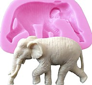 Cartoon Animal Silicone Mold For Cake Decorating Chocolate Soap Arts & Crafts