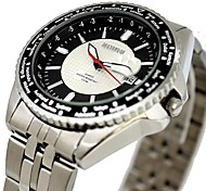 Men's Dress Watch Quartz Water Resistant