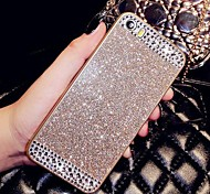 Glitter Case with Diamond for iPhone 5/5S (Assorted Colors)