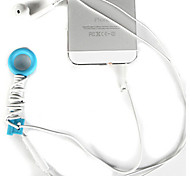 Headphone Line Winding Device Stand for iPhone & Other Phones(Random Colors)