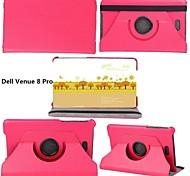 """Место проведения Dell 8 Pro случаи таблетки случай с случаев подставка / всего тела 8 """"для Dell твердых цветов (ассорти цветов)"""