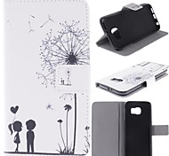 Celular Samsung - Samsung Samsung Galaxy S6 - Cases Totais Pele PU )