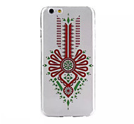 Chinese Knot Pattern Soft TPU Case for iPhone 6