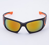 Anti-Reflective Men's Rectangle Plastic Fashion Driving Sunglasses