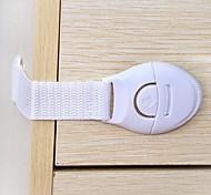 Fermaporte - di Plastica - Bianco - Innovativo