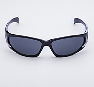 Cycling Men's Anti-Wind Plastic Rectangle Fashion Sports Glasses