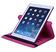 Slim Pu Leather 360 Degree Rotating Case Cover Stand for New IPad Mini 2/3 Case Tablet Case  (Assorted Colors)