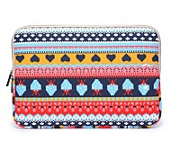 "14.1 le cas de ""15,6"" Strawberry bande léopard Laptop Cover manches pour MacBook dell hp sony thinkpad samsung"