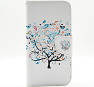 The Beauty of The Tree Pattern Full Body Case with Stylus ,Anti-Dust Plug and Stand for LG G3