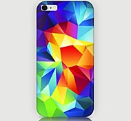 3D Diamond Pattern Back Case for iPhone 6 Plus
