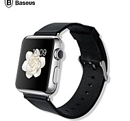 Baseus® Classic Buckle Watchband 38mm for Apple watch Black