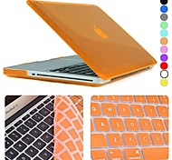 """ENKAY Protective Keyboard Film and Crystal Case for 15.4"""" MacBook Pro"""