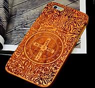 Gráfico/Design Especial/Novidade - iPhone 6 - Cobertura de Trás Madeira)