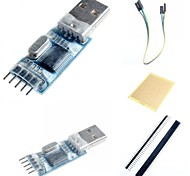 PL2303 Mini USB UART Board Communication Module and Accessories for Arduino