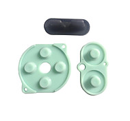 10 x Conductive Rubber Contact Pad Button D-Pad for Nintendo GBC Console