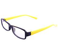 [Freie Linsen] Rechteck Vollrand Computer Brillen