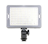 NEW C-160B Portable 160-LED Beads 3200K/5500K 5W 600LM LED Video Light - Black