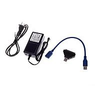 usb 3.0 a cavo di connessione SATA compatibile con USB2.0 e USB1.1 Fast Ethernet 5120mb / s