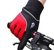 Cycling Gloves/Winter Gloves Warm Full Finger WOLFBIKE Non-slip Fleece Inside Water Repellent