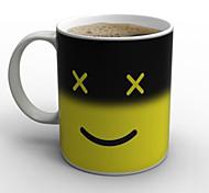 Magic Monday Mug Coffee Heat Color Changing Cup 8*8*9.5 cm